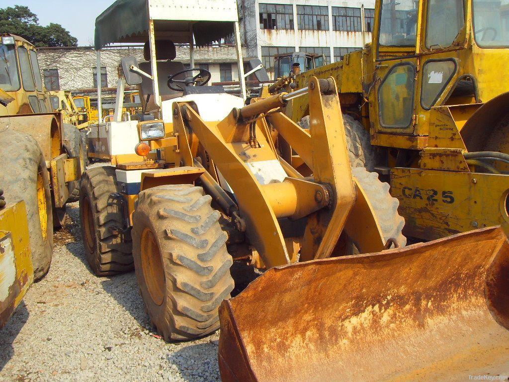 Used Construction Machine Komatsu WA40-1 Loader