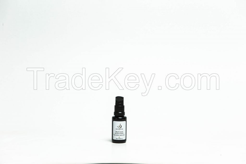 Anti-aging facial serum Prickly pears seed oil, Argan oil and Neroli essential oil