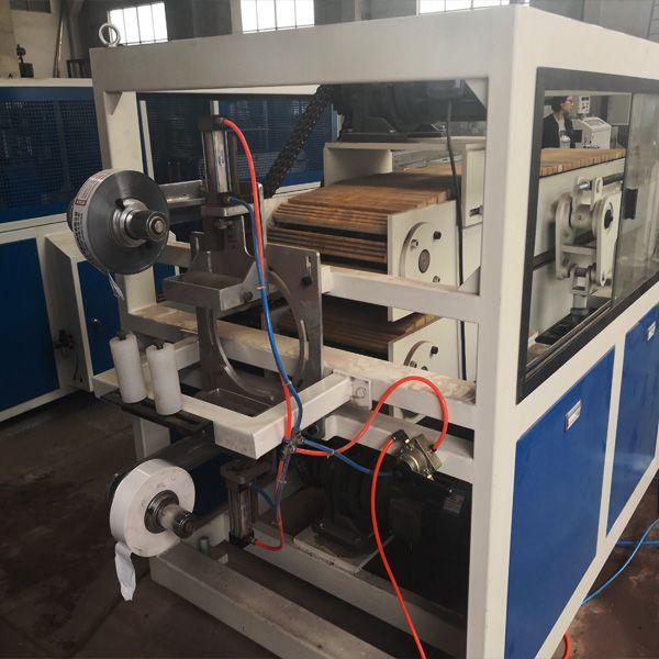 Window PVC profile production line