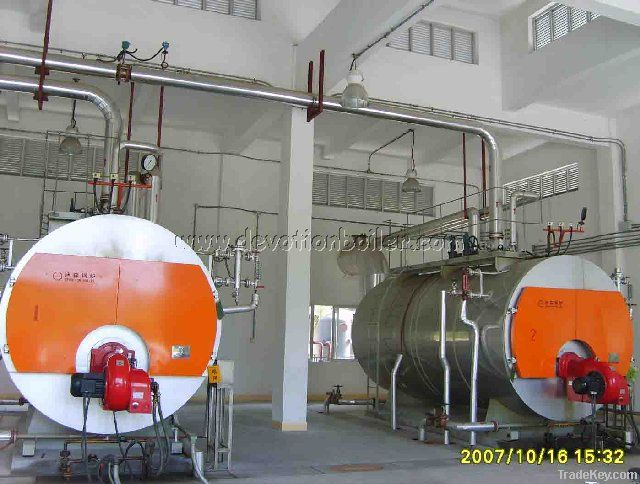 WNS Series Hot Water Boiler
