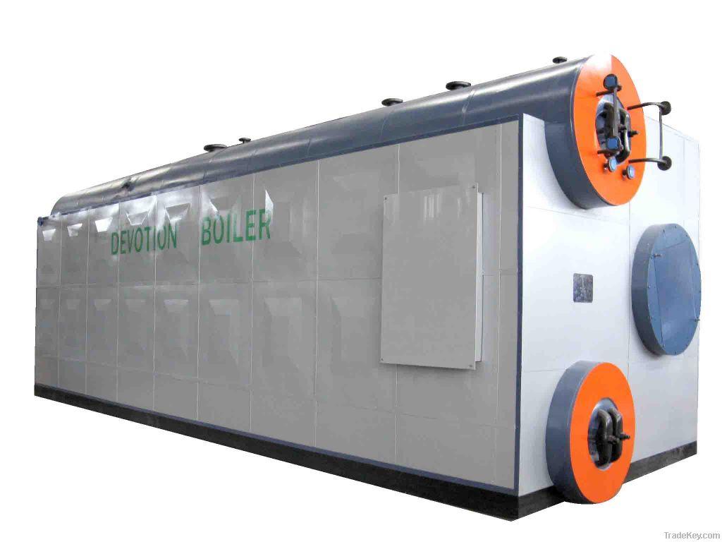 SZS series Water Tube Steam Boiler
