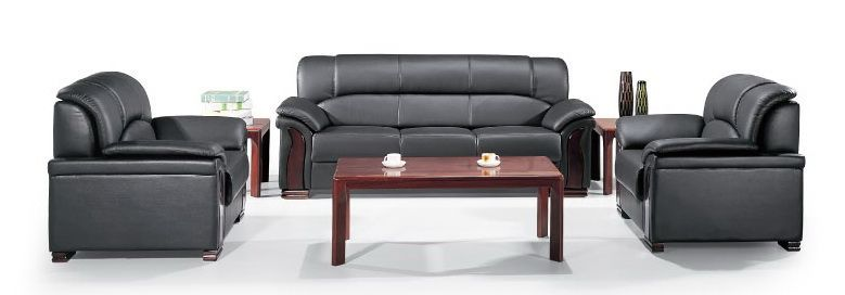 leather sofa 8009