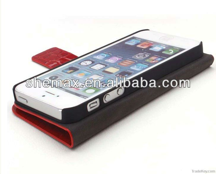 Magnetic Mini Smart Case Stand Cover For iphone 5