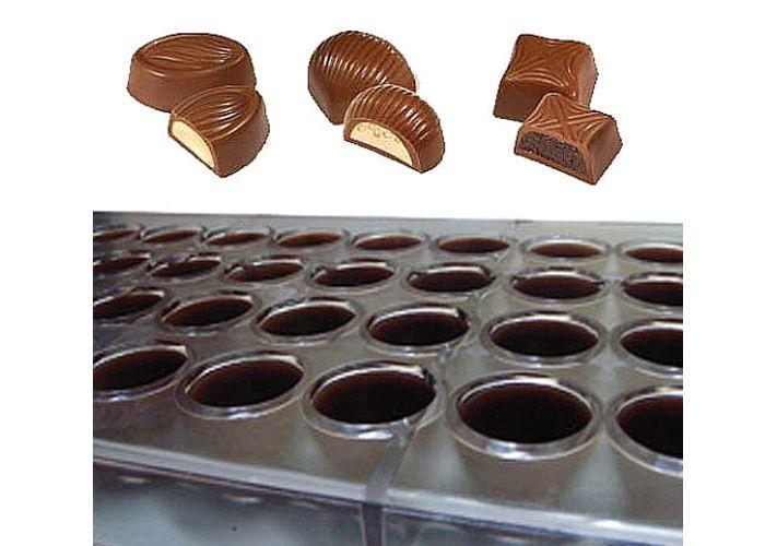 CHOCOLATE SHELL LINE