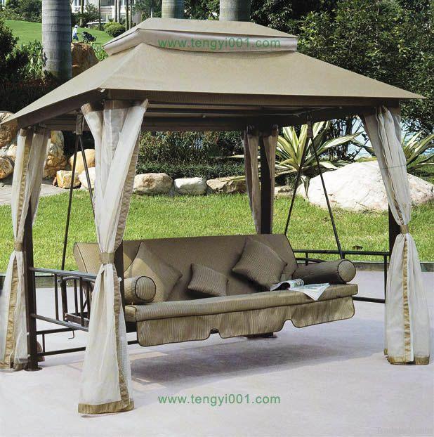 Rome Pavilion swing