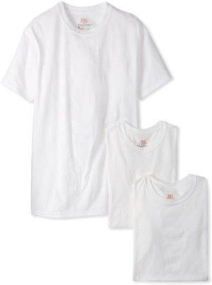 mens undershirt White 100% cotton  vests UnderT-shirts