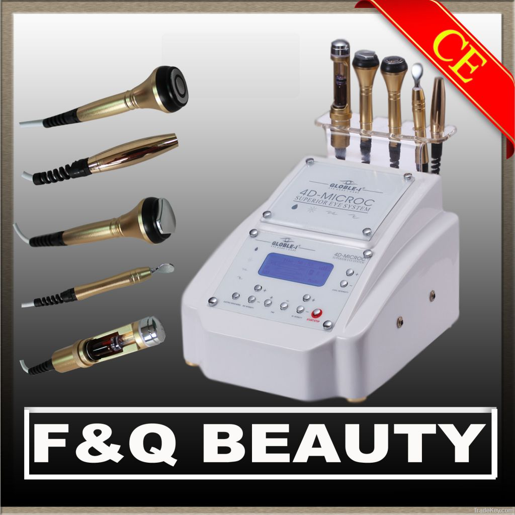 Portable No Needle Free Mesotherapy Beauty Equipment