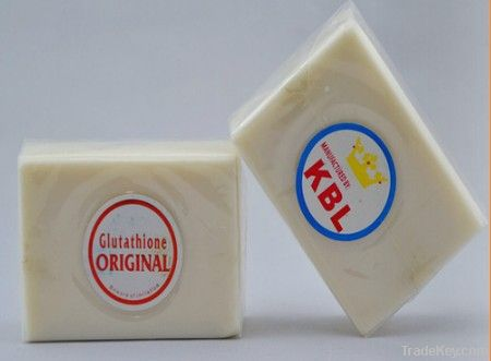Glutatione and kojic acid Skin Whitening Bath Soap