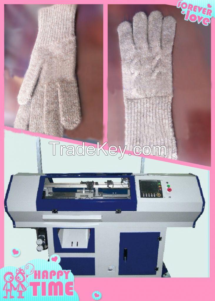 Jacquard Glove Machine