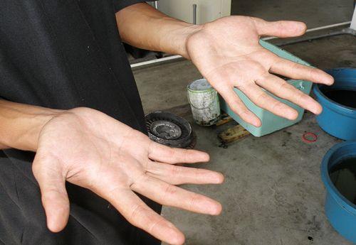 Orange Gel |  The Waterless Hand Cleaner