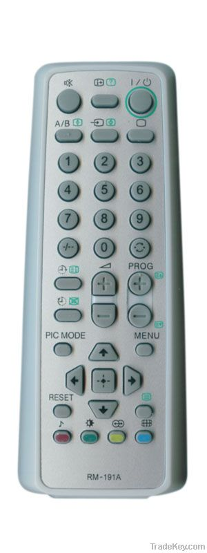 Universal remote control RM191A