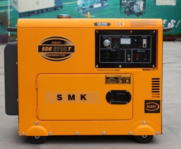 5KVA power generator diesel