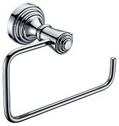 Chrome plated Towel Ring bathroom accessoriesin brass