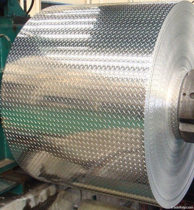 Aluminum Diamond Coil