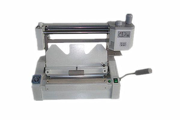 DC-30A desktop glue binder perfect binding machine