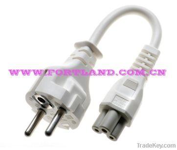power cord with plug set