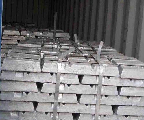 manufacture of zinc ingot