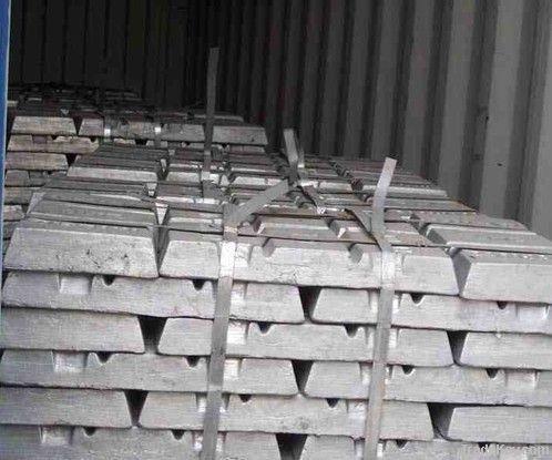 supplier of zinc ingot