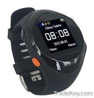 GPS Tracker Watch Phone