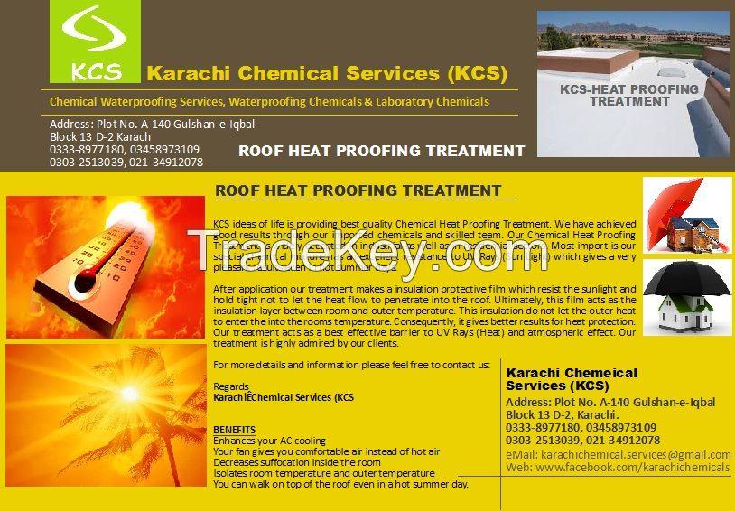 Heat Proofing Treatment