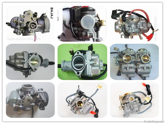 Motorcycle carburetor For Honda Yamaha Bajaj