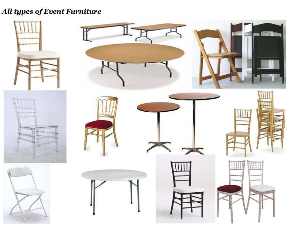 Folding Chiavari Chair