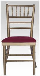 Aluminium Chiavari Chairs