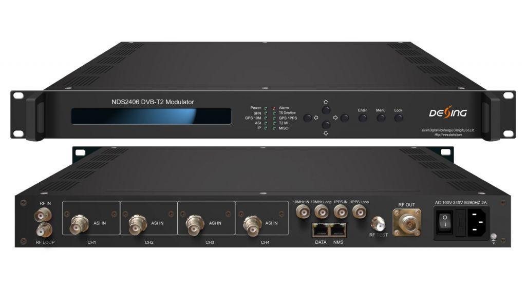 Modulator DVB-T2
