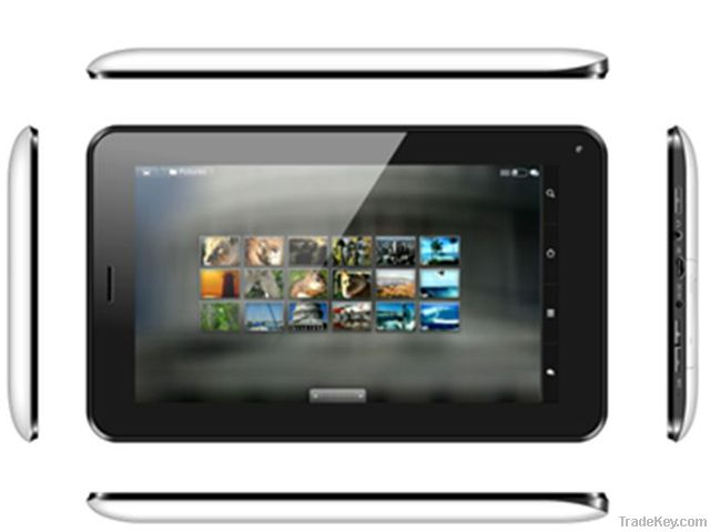 7 inch CapacitiveTouch Tablet PC
