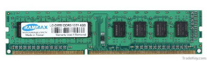 OEM brand original chips DDR3 RAM 4GB memory