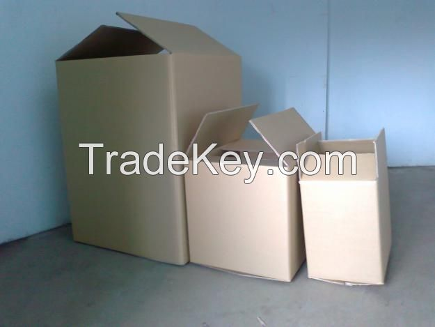Corrugated Boxes/Cartons