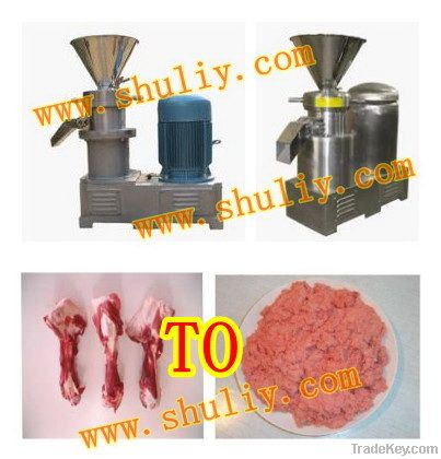 colloid grinder/mill for peanut/sesame/fruit juice/bone paste, etc.