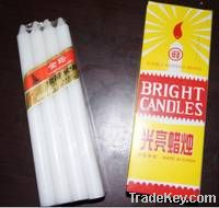 promotional white paraffin wax candle 1.8 40g