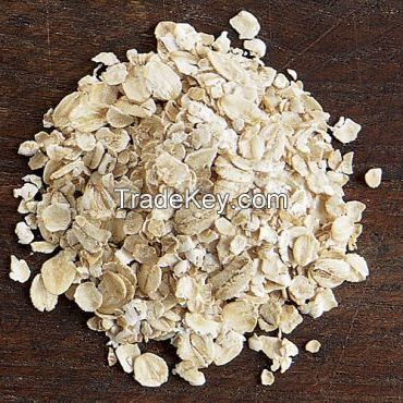 Instant oats, rolled oats