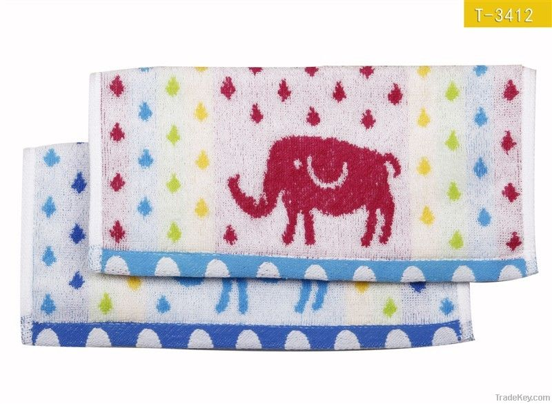 2013 hot selling soft and comfortable hand towels