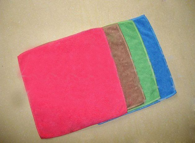 Microfiber Towel Square Towels $0.12