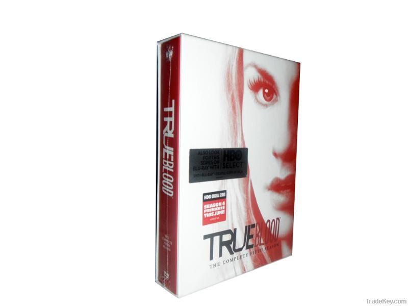 True blood season 5 fifth season 5 discs