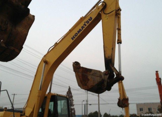 Used Komatsu Excavator, PC200-7