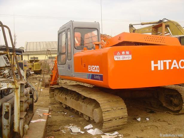 Used Hitachi EX200-1 Excavator