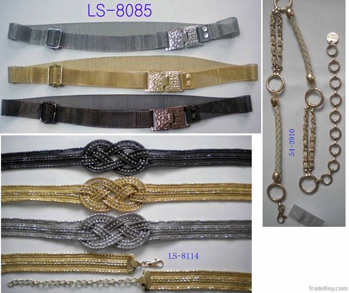 Womens' fashion belt