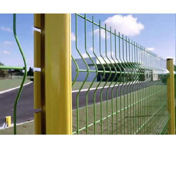 Trangle Bending Fence