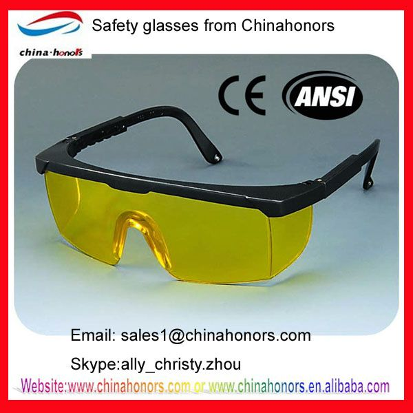 eye protection safety goggles/industrial safety goggles/working safety goggles for eye protection