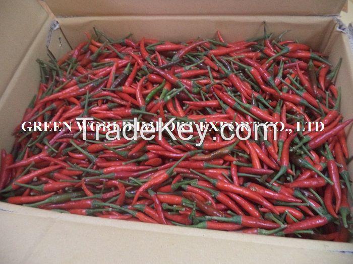 Frozen Chilli, Dried Chilli with premium quality origin Vietnam