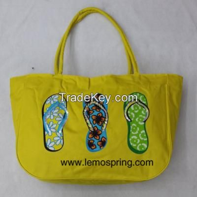 New designed Casual Bag,  Stylish Beach Bag,  Cartoon shopping bag