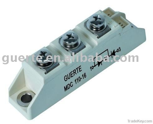 Excellent performance rectifier module MDC90A1600V
