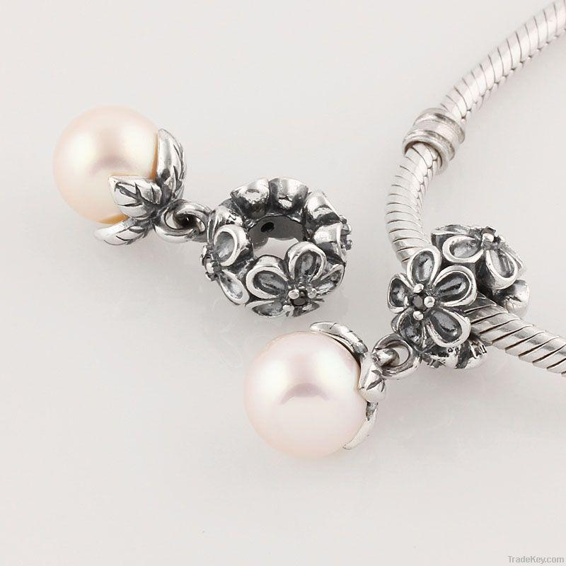925 Sterling Silver European Fashion Charms