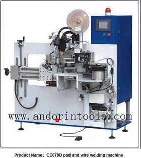 CNC Saw blade brazing machine