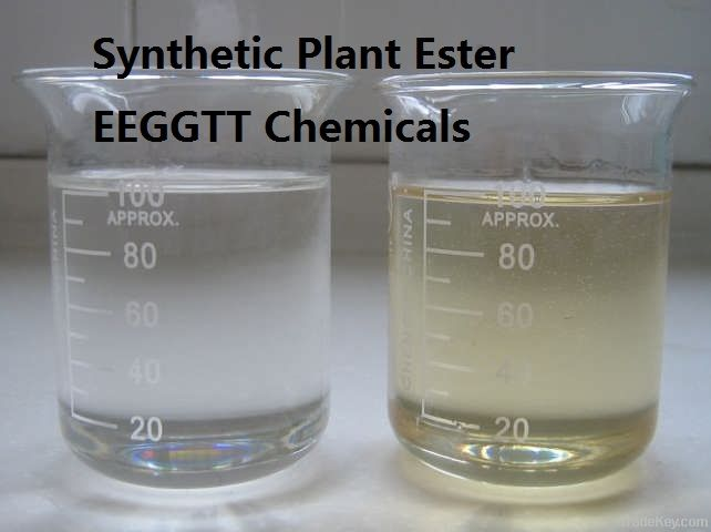 Synthetic Plant Ester (replace ATBC/DOP(DEHP)/DBP plasticizer)