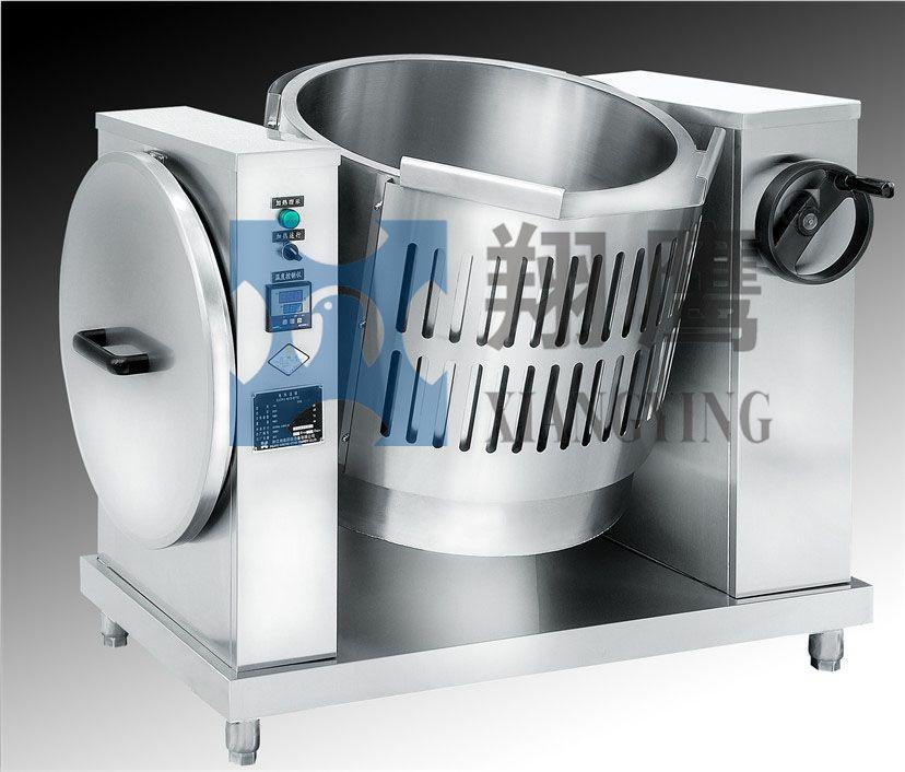 Tiltable Electric Heated Braising Kettle
