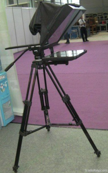 Super high brightness broadcast teleprompter